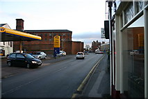 SJ9223 : Gaol Road, Stafford by Stephen Pearce