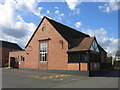 SO8464 : Ombersley Memorial Hall by David Stowell