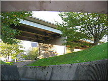 SH4862 : Middle part of the pedestrian underpass linking Stryd Mari and the Bus Station by Eric Jones
