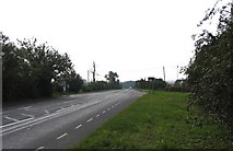 SP7289 : Former A6 towards Market Harborough (now B6047) by Andrew Tatlow