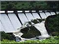 NX6090 : The Deugh Dam on Kendoon Loch by Paul Hookway