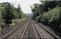 NY6565 : Newcastle/Carlisle Railway by Chris Heaton