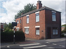 SE5023 : Banks Garth House, Weeland Road, Knottingley by Robert  Neilson