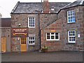 NH7683 : Glenmorangie Distillery Office by Ian R Maxwell