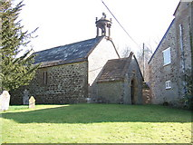 ST5906 : St Edwold's Church, Stockwood by James Purkiss