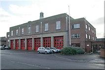 NZ4918 : Middlesbrough fire station by Kevin Hale