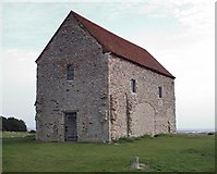 TM0308 : St. Peter's, Bradwell by John Myers