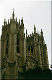 TA0339 : Beverley Minster by mike hancock