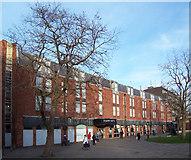 TA2609 : St. James Hotel by David Wright