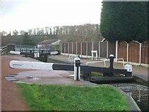 SO8690 : Swindon Lock by John M