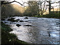 SD1991 : River Duddon by Andrew Woodhall