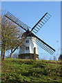 SU7691 : The windmill, Turville by Andrew Smith