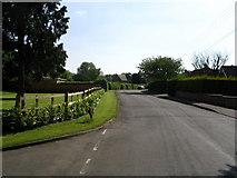 SK7617 : Cross Lane by Paul Whittington