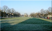 SP3509 : Church Green, Witney facing north by Brian Robert Marshall
