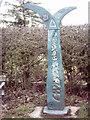 SE3613 : Cycleway Marker by John Douglas