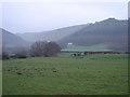 SN6879 : Rheidol Valley on Christmas Day by John Lucas
