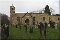 NZ5806 : Church at Ingleby Greenhow by Colin Grice