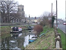 TF5002 : The Church and Canal Upwell. by Tony Bennett