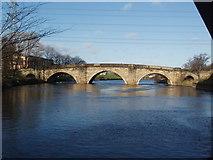 SE4824 : John Carr's Bridge at Ferrybridge by Robert  Neilson