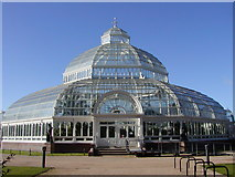 SJ3787 : Palm House Sefton Park Liverpool by Billy Irwin