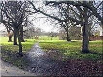 TQ3095 : Oakwood Park, London N14 by John Salmon