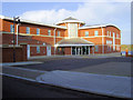 NZ3181 : Blyth Community Enterprise Centre by george hurrell