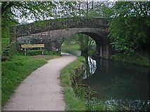 SK3056 : Small Bridge Over Cromford Canal by Alan Heardman