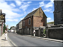 SY9682 : West Street by Paul Whittington
