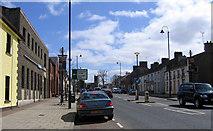 C6909 : Dungiven Main Street by John O'Kane
