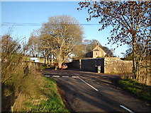 NO3151 : Kirkton of Airlie by Sylvia Barrow