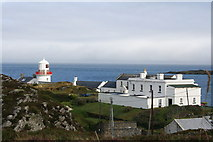 V8126 : Rock Island and Crookhaven Lighthouse from landside by Dr Brian Lynch