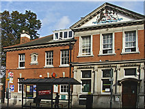 TQ3296 : Enfield Post Office, Church Street, Enfield by Christine Matthews