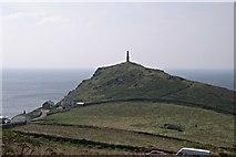 SW3531 : Cape Cornwall by Tony Atkin