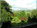 SD1096 : Lakeland View from Muncaster Castle 1 by rob bishop