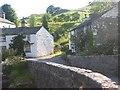 SD5299 : Garnett Bridge - Bridge and village by Don Kerr