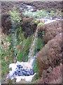 SE8394 : Waterfall, Levisham Moor by Stephen Horncastle