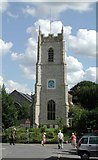 TG1022 : St Michael, Reepham, Norfolk by John Salmon