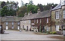 NY9650 : Village Square, Blanchland by Maigheach-gheal