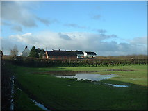 SJ3929 : Lower Hordley hamlet by David Medcalf