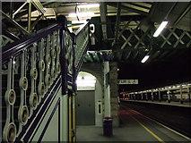 SX9193 : Platform 3, Exeter St David's by Derek Harper