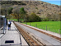 NY1700 : Dalegarth Station by Andy Beecroft