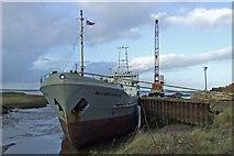TA0623 : The Baltiyskiy-108 at Barrow Haven Timber Wharf by David Wright