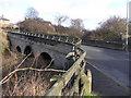 NZ2029 : Railway Bridge : Etherley Lane : Bishop Auckland by Hugh Mortimer