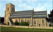 TG0135 : St Mary, Gunthorpe, Norfolk by John Salmon