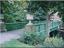 SE0824 : Ornamental Bridge by Stanley Walker