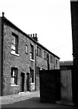 SD8912 : Terrace houses, Ann Street, Rochdale, Lancashire by Dr Neil Clifton