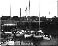 SZ3394 : Lymington Harbour, Hampshire by Dr Neil Clifton