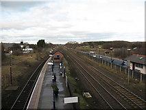 SE4081 : Thirsk Station by Gordon Hatton