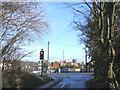 TQ7071 : A226 crossroads, Higham by Stephen Craven