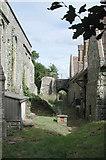 TQ6668 : St Mary Magdalene, Cobham, Kent by John Salmon